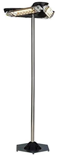 Fiore Triangolo Halogen Infrarot Standheizstrahler