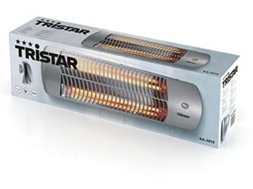 Tristar Quartzheizstrahler 1200 Watt